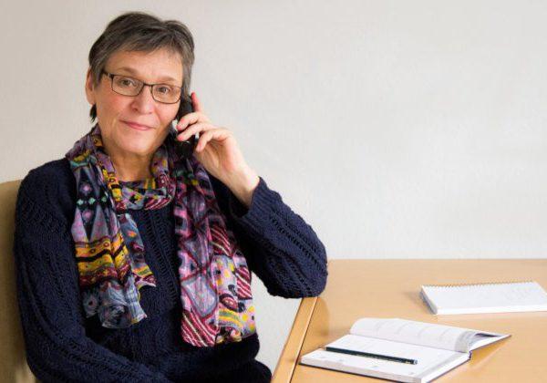 Telefoncoachin kennenlernen