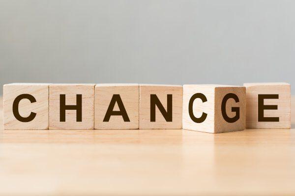 Coaching und Change